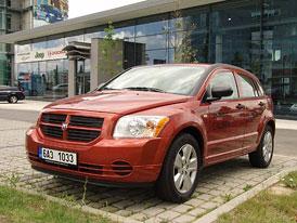 Dodge Caliber na českém trhu: nové auto, nová značka, nové ceny