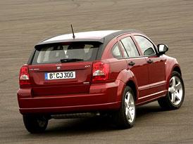 Dodge Caliber za 424 000 Kč (ceny v Německu)