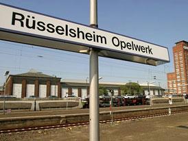 Továrna Opelu v Rüsselsheimu – přesnost nade vše