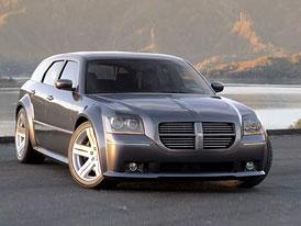Studie Dodge Magnum: osmiválcové kombi