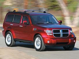 Dodge Nitro míří do sériové výroby