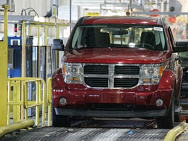 Zahájena výroba Dodge Nitro 2007