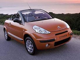 Citroën C3 Pluriel – minivůz čtyř tváří