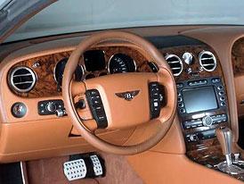 V�roba kup� Bentley Continental GT � roboti i ru�n� pr�ce