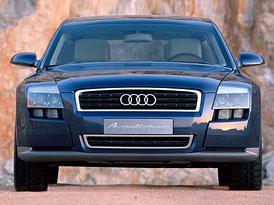 Nové Audi A8 přijde za rok