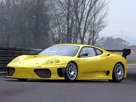 Ferrari 360 GTC - rychlé nadělení z Maranella