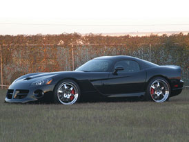SEMA 2005: Dodge Viper Hennessey Venom 1000 Coupe