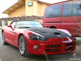 Spy Photos a Spy Video: Dodge Viper Diamondback