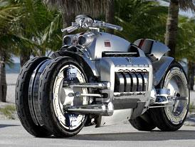 Extrémní bike Dodge Tomahawk v prodeji !