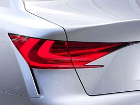 Lexus LF-Gh: První fotografie nástupce řady GS