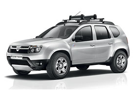 Dacia Duster �cole de Ski Francais: V�bava pro ly�a�e nebo hon na Yetiho?