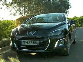 Video: Peugeot 308 CC – Modernizovaný kupé-kabriolet