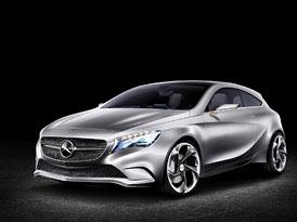 Mercedes-Benz Concept A: Nové auto pro nové zákazníky