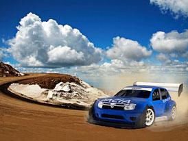 Dacia Duster na Pikes Peak: Oficiálně