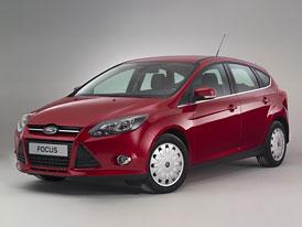 Ford Focus ECOnetic se spot�ebou pod 3,5 l/100 km