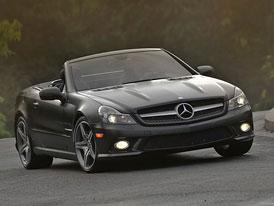 Mercedes-Benz SL 550 Night Edition: Noční rozlučková edice i pro USA