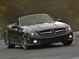 Mercedes-Benz SL 550 Night Edition: No�n� rozlu�kov� edice i pro USA