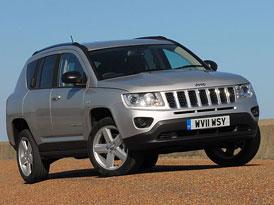 Jeep Compass 2011: Start prodeje v Evropě