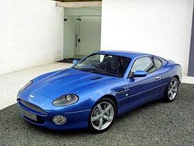 Aston Martin DB7 GT – další vylepšení DB7