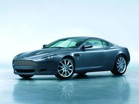 Nový Aston Martin DB9 - první fotografie a informace