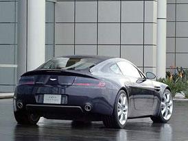 Aston Martin AMV8 – baby aston přijde v roce 2005
