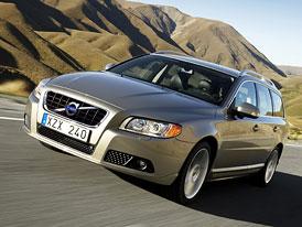 Volvo V70 2012: Malý facelift pro velké kombi