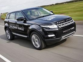 Range Rover Evoque: Oficiální prolog