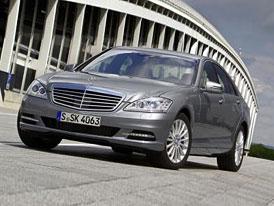 Mercedes-Benz S 350 BlueTec nyní se spotřebou 6,2 l/100 km