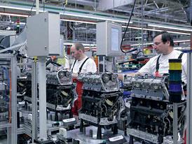Audi má 20 milionů motorů z Maďarska