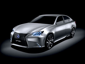 Lexus LF-Gh: Nový designový směr pro Lexus