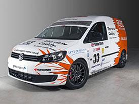 Okruhov� VW Caddy (270 k, 512 Nm): Nyn� i s multilinkem