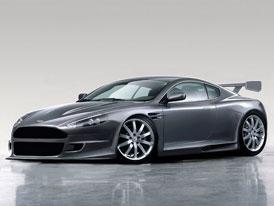Aston Martin DBR9: Kterak zkrášlit závodní tratě