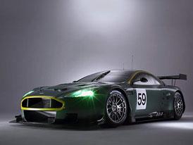 Aston Martin Racing tasí zbraň: DBR9 GT