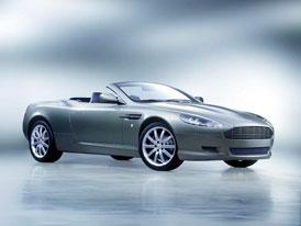 Nebe nad hlavou s Astonem Martin DB9 Volante