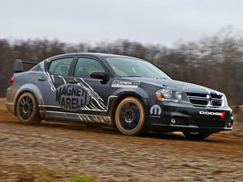 Mopar+Magneti Marelli = Dodge Avenger Rally (video)