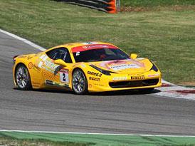 Ferrari Challenge: Monza objektivem českého týmu