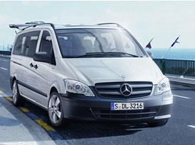 Mercedes-Benz Vito: Dvě nové verze