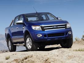 Ford Ranger: Pick-up v evropské verzi