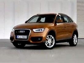 Video: Audi Q3 – Nejmenší z rodiny Q