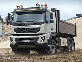 Volvo FMX: �sp�ch ve stavebn�m pr�myslu