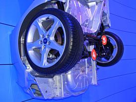 Ford Focus: Podvozek