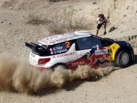 Jordánská Rally 2011 – Nejtěsnější vítězství v historii MS vybojoval Ogier s Citroënem