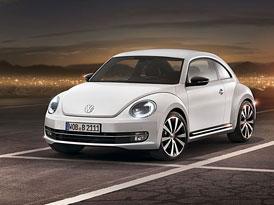 VW Beetle: Brouk pro 21. století (foto živě, video)