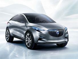 Buick Envision: Koncept SUV pro �anghaj