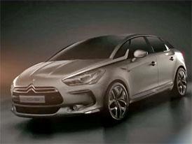 Video: Citroën DS5 Hybrid4 – Třetí zástupce rodiny DS