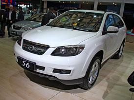 Prodej aut v Číně: V únoru opět silný růst