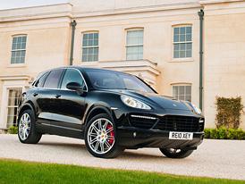 Porsche Cayenne 2011: Silnější a úspornější diesel
