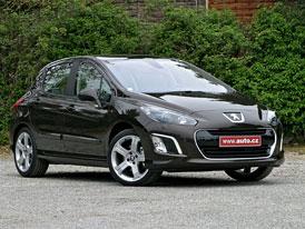 Peugeot 308 1,6 e-HDi 6M: Prvn� j�zdn� dojmy