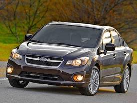 Subaru Impreza 2012: Hatchback a sedan kompletně v novém