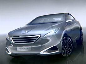 Video: Peugeot SxC –  Koncept crossoveru pro Čínu
